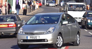 Increasing eco-awareness - the Toyota Prius is one of the most popular greener cars.