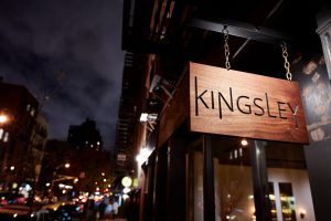 Kingsley Exterior Night